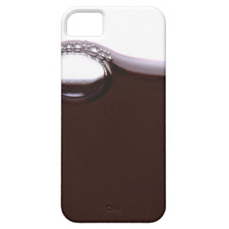 Red Wine Bubbles iPhone 5 Case