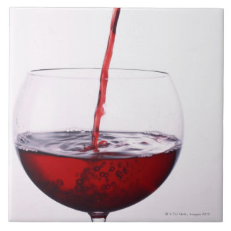 Red Wine Ceramic Tile