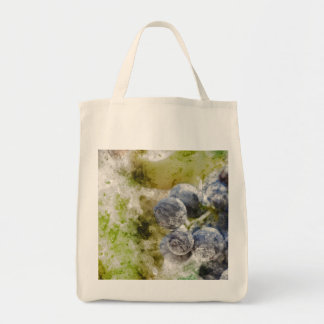 Red Wine Grapes in the Vineyard Tote Bag