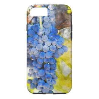 Red Wine Grapes on Vine iPhone 8/7 Case