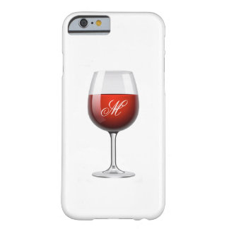 Red Wine iPhone 6/6S Barely There Case