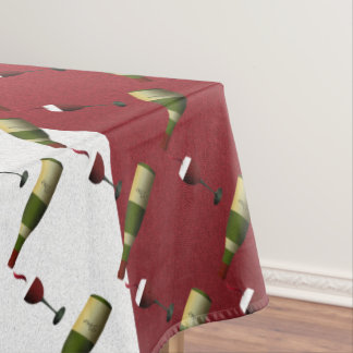 Red Wine Tablecloth