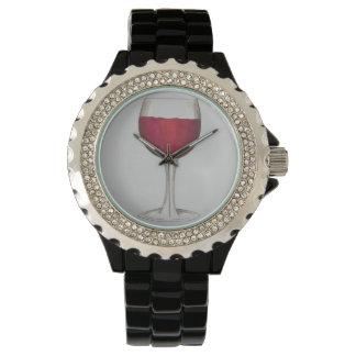 Red Wine Wines Glass Wineglass Merlot Watch
