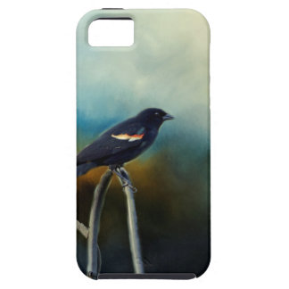 RED Wing Blackbird iPhone 5 Case