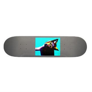 Red Wolf Skateboard