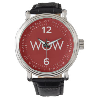 Red WOW 0101WM Watch