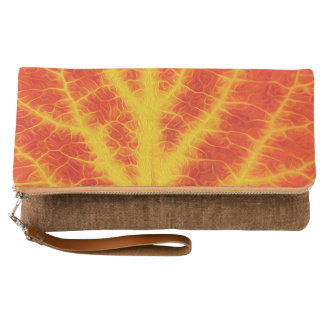 Red & Yellow Aspen Leaf #10 Clutch