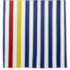 Red Yellow Blue And White Stripes