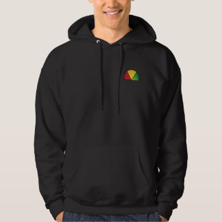Red Yellow Green DJ Herb Hoodie
