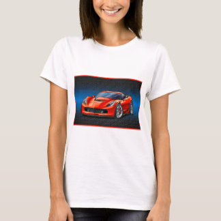 Red_Z06 T-Shirt