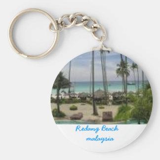 redang beach keychain