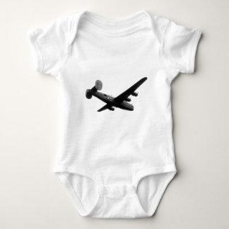RedBallExpress Carpetbagger B-24 Liberator Baby Bodysuit