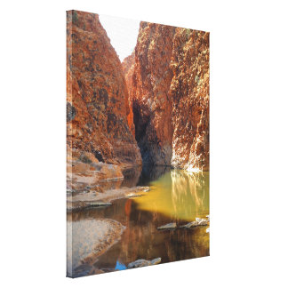 Redbank Gorge canvas print
