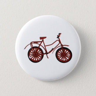 RedBicycle030310 2 Inch Round Button