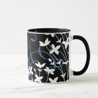 Redbird and Bluets Mug