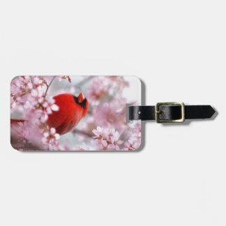 Redbird Luggage Tag