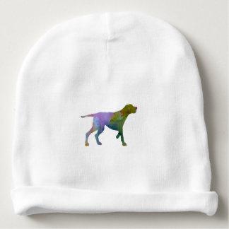 Redbone coonhound baby beanie