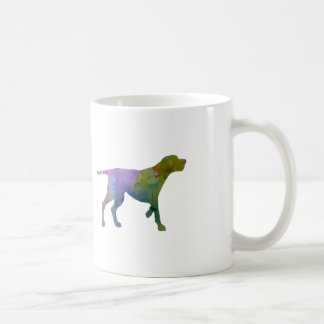 Redbone coonhound coffee mug