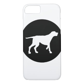 redbone coonhound iPhone 8/7 case