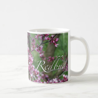 Redbud Flowers Coffee Mug