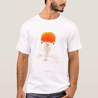 Redcap lionhead goldfish (Carassius auratus) T-Shirt