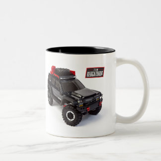Redcat Everest GEN7 Pro Coffee Mug - Black & White
