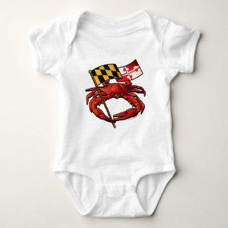 RedCrab_MD_banner.ai Baby Bodysuit