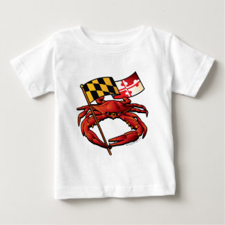 RedCrab_MD_banner.ai Baby T-Shirt