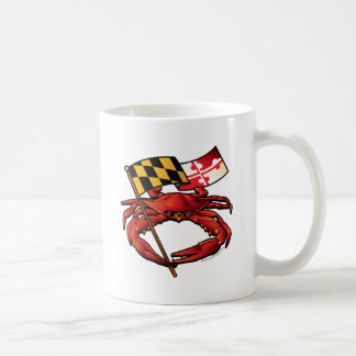 RedCrab_MD_banner.ai Coffee Mug