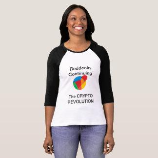 Reddcoin Women's Jersey T-Shirt