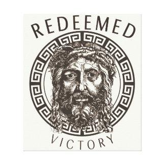 Redeemed by Christ Wall Art