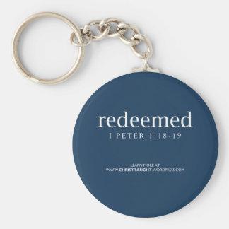 Redeemed Keychain