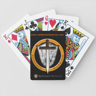 Redeemed Warrior's Cards