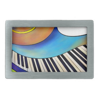 Redemessia - spiral piano belt buckles