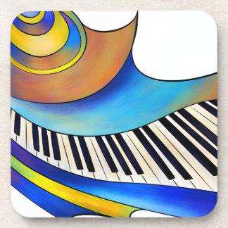 Redemessia - spiral piano coaster