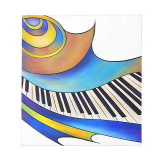 Redemessia - spiral piano notepad