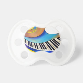 Redemessia - spiral piano pacifier