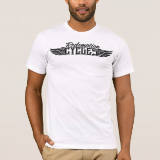Redemption Cycles Winged T-Shirt