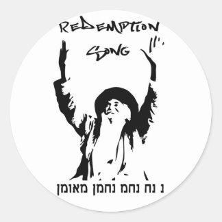 Redemption Song Sticker