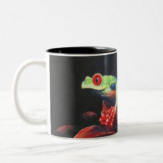 Redeye Two-Tone Coffee Mug