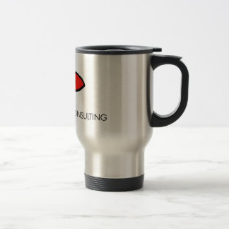 RedFish Consulting Travel Mug