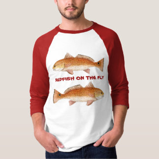 Redfish/Red Drum Apparel T-Shirt