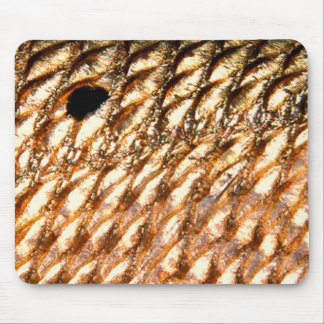 """Redfish"" - Red Drum by PatternWear© Mouse Pad"