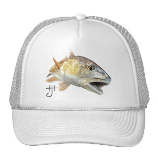 Redfish Strike Mesh Hat