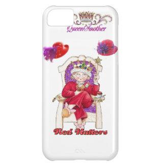 redhat queen mother iphone 5 case