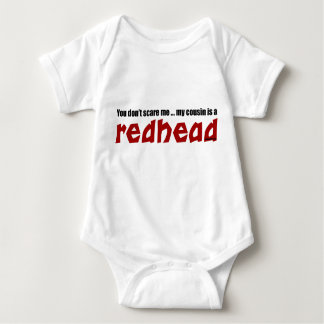 Redhead Cousin Baby Bodysuit