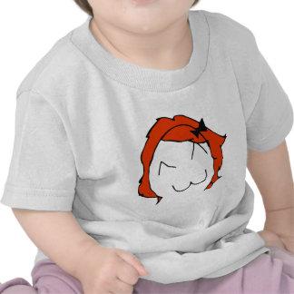 Redhead Derpina T Shirts