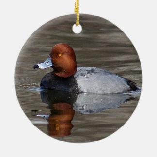Redhead Duck - Ornament