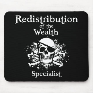 Redistribution Specialist Mouse Pad
