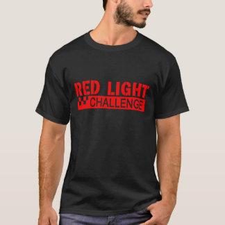 Redlight Challenge Simple Logo T-Shirt